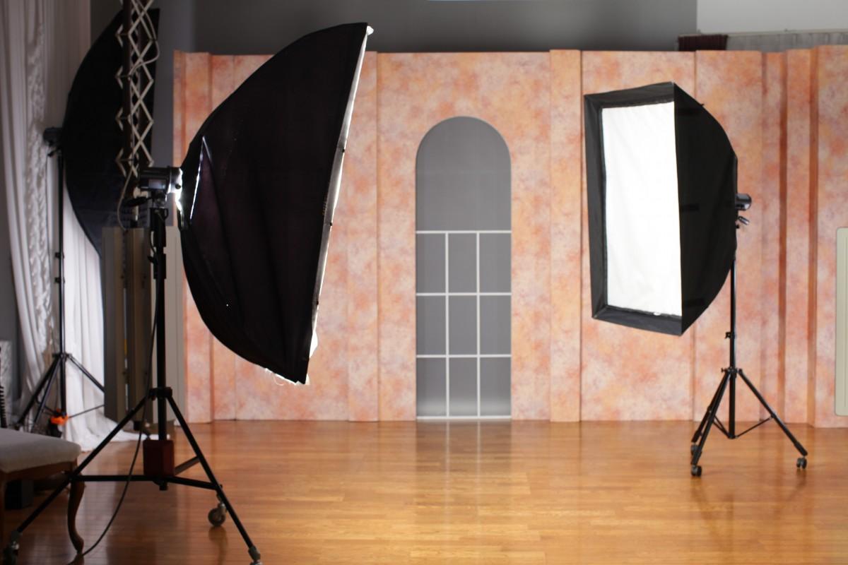 アヅマ写真店スタジオ