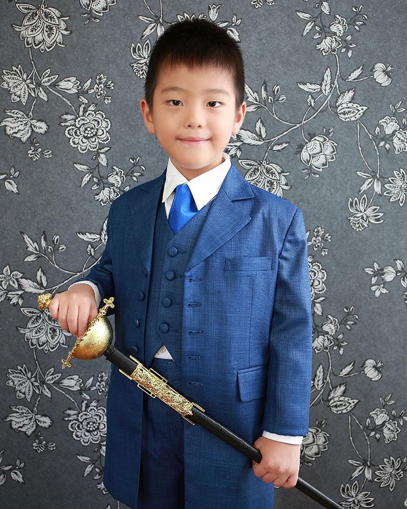 七五三|洋装の男の子